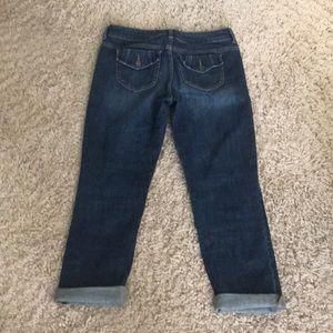 Simply Vera Vera Wang Jeans - Vera Jeans size 4 capri